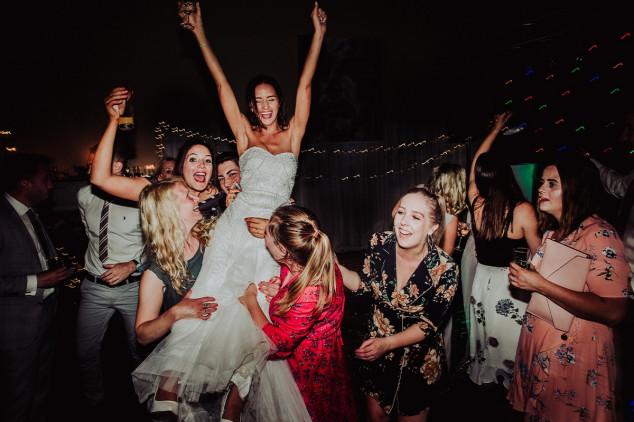 Iggy Wedding DJ gallery - bryanston school wedding sarah and johnny