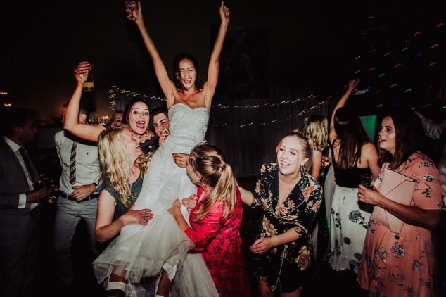 Iggy Wedding DJ gallery - bryanston school wedding sarah and johnny