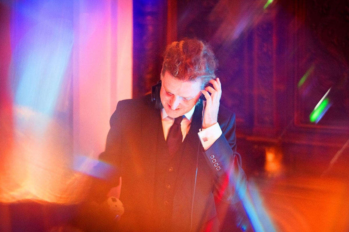Iggy Wedding DJ gallery - canford school wedding steven and hayley iggy dj